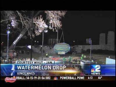 News video: New Year's Eve Drop Tradition Continues 12-22-14